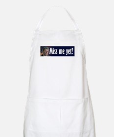 Miss me yet? Apron