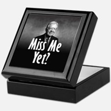 Jimmy Carter - Miss me yet? Keepsake Box