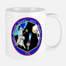 STS-72 Endeavour Mug