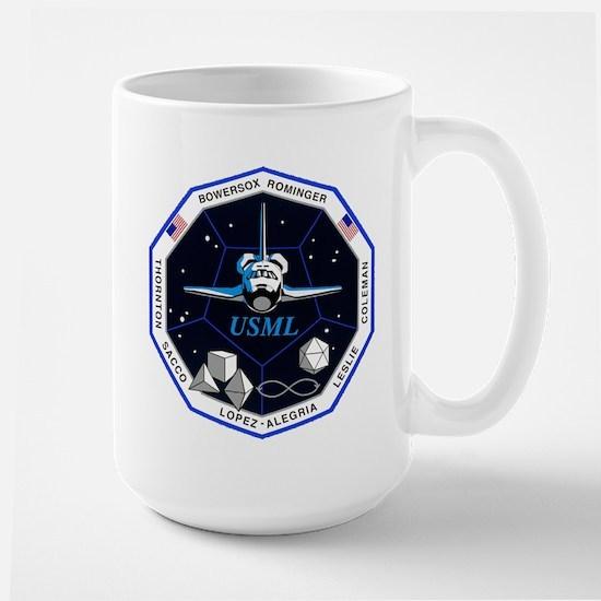 STS-73 Columbia Large Mug