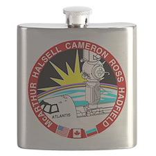STS-74 Atlantis Flask