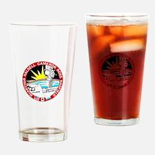STS-74 Atlantis Drinking Glass