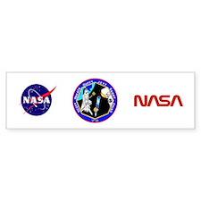 STS-72 Endeavour Bumper Sticker