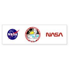 STS-74 Atlantis Bumper Sticker