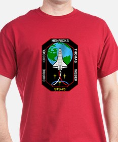 STS-70 Discovery T-Shirt