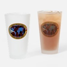 STS-68 Endeavour Drinking Glass