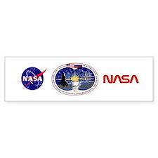 STS-71 Atlantis Bumper Sticker