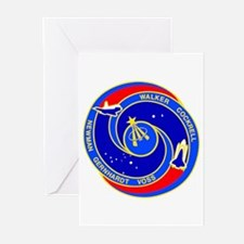 STS-69 Endeavour Greeting Cards (Pk of 10)