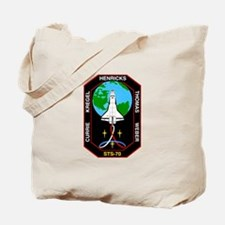 STS-70 Discovery Tote Bag