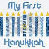 Hanukkah Baby Bodysuits
