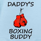 Boxing Baby Bodysuits