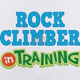 Rock climbing Baby Bodysuits