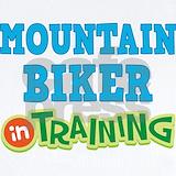 Mountain biking Baby Bodysuits