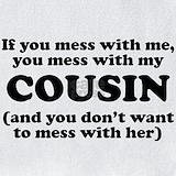 Cousin Bib