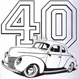 1940 ford Polos