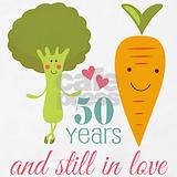 50th wedding anniversary Aprons