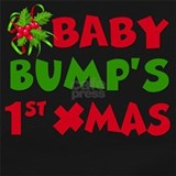 Baby bumps first christmas Maternity
