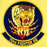 79th fs T-shirts