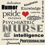 Psychiatric nursing T-shirts