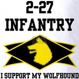 Army infantry 2 27 wolfhounds Polos