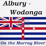 Albury wodonga australia T-shirts