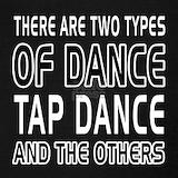 Tap dance Tank Tops
