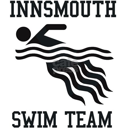 swim team coloring pages - innsmouth swim team finalk picture frame by admin cp46191788