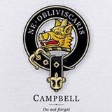 Clan campbell Baby Bodysuits