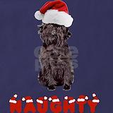 Affenpinscher christmas Aprons