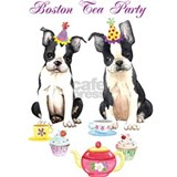 Boston terrier Aprons