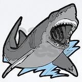 Shark Baby Bodysuits