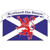 Braveheart Wall Decals