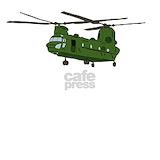Chinook helicopter Pajamas & Loungewear
