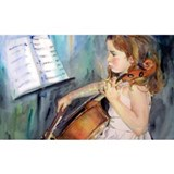 Cello Wall Decals