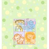 Baby giraffe bibs Bib
