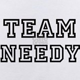 Team needy Baby Bodysuits