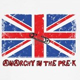 Anarchy in the pre k T-shirts