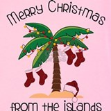 Beach christmas Tank Tops