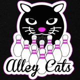 Alley cats bowling Sweatshirts & Hoodies