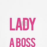 Act like a lady think like a boss Underwear & Panties