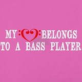 Bass player Underwear & Panties