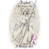 Archangel raphael Wall Decals