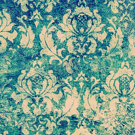 vintage teal background - photo #23