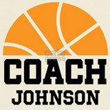 Basketball coach T-shirts
