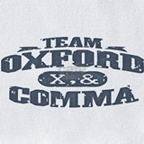 Oxford comma Bib