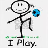 Girls soccer Sweatshirts & Hoodies
