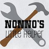 Nonnos little helper Bib
