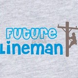 Lineman baby Baby Bodysuits