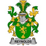 Reynolds family crest T-shirts