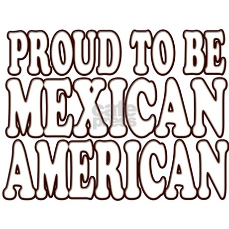 PROUD TO BE MEXICAN AMERICAN Mousepad by ohquepretty